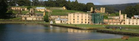 Port Arthur penitentiary