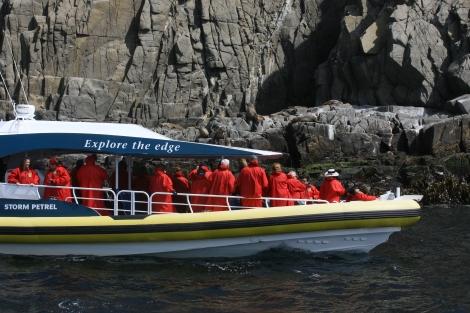 Bruny Island Cruises boat