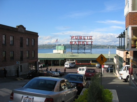 Seattle's Pike Place Markets